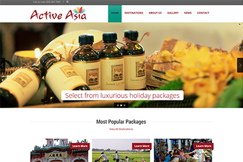 activeasia website