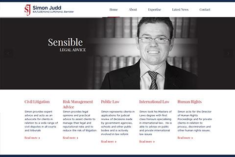 simon judd website