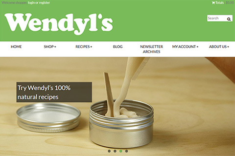 wendyls website